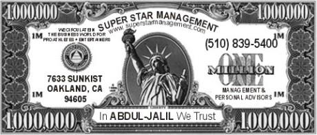 $1millBusCard